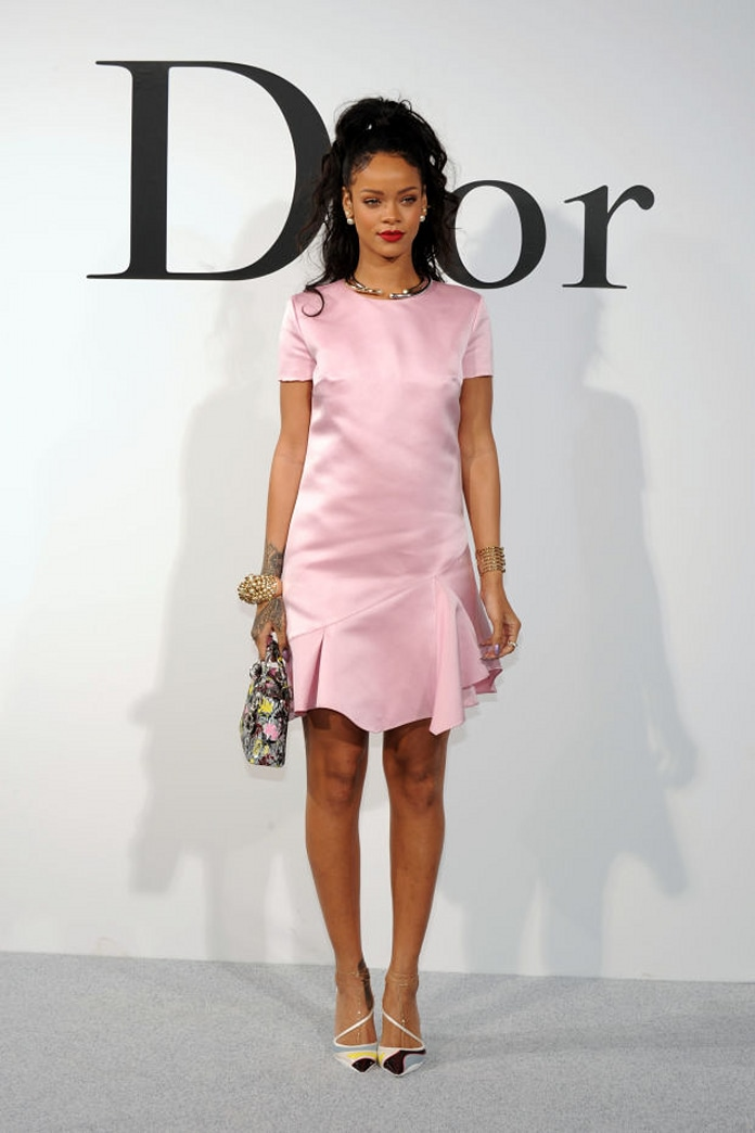 Rihanna will be Dior's 1st black campaign star in recent memory