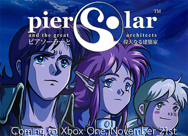 Retro RPG Pier Solar HD hits Xbox One later this month