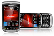 Rogers now shipping BlackBerry Torch