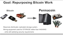 Bitcoin rival rewards you for archiving history instead of doing useless math