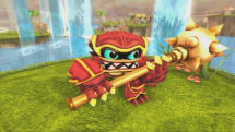 Skylanders weather report: Warnado warning, chance of Camo and Wham Shell high