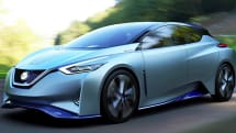 Inhabitat's Week in Green: Concept cars and betting big on solar