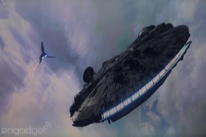 'Star Wars: Battlefront' gets 20-player aerial combat