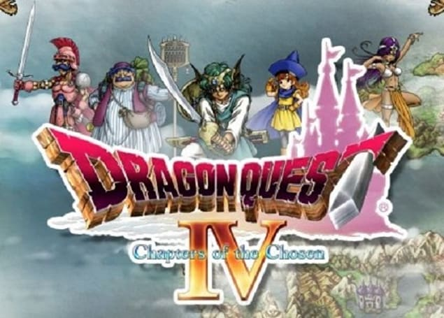 Dragon Quest 4 confirmed for Western mobiles