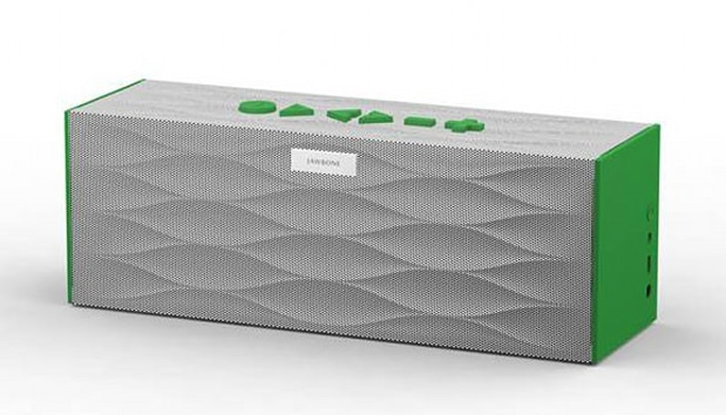 Big Jambox now available in custom colors, price stays the same at $300