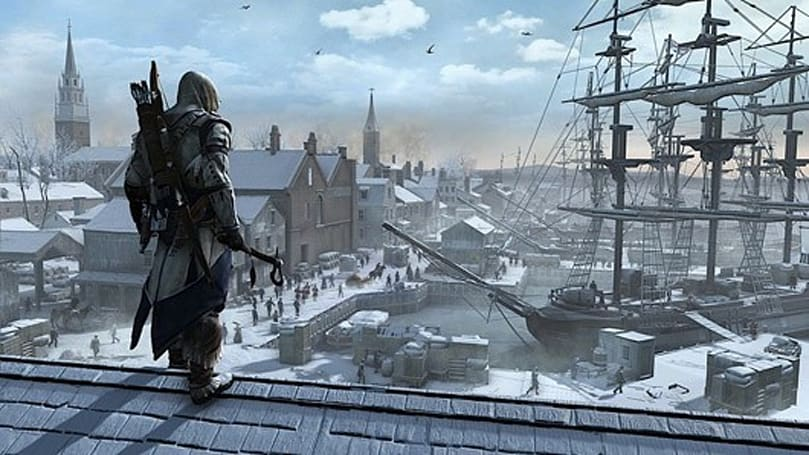 Explore the engine powering the gorgeous Assassin's Creed 3