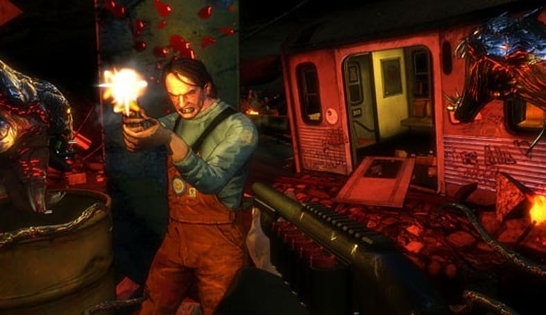 The Darkness 2 preview: Dancing in the dark