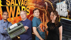 Ben Heck's salvage wars
