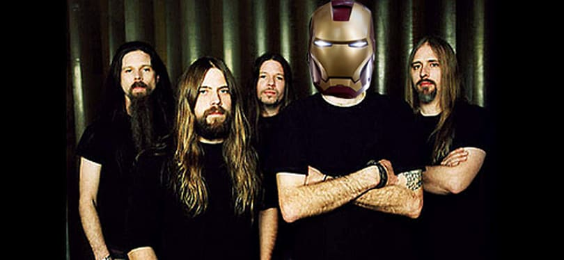 Iron Man 2 flying into stores on May 4 to 'exclusive' Lamb of God tune