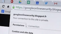 Chrome shows sites with minor security issues as totally insecure