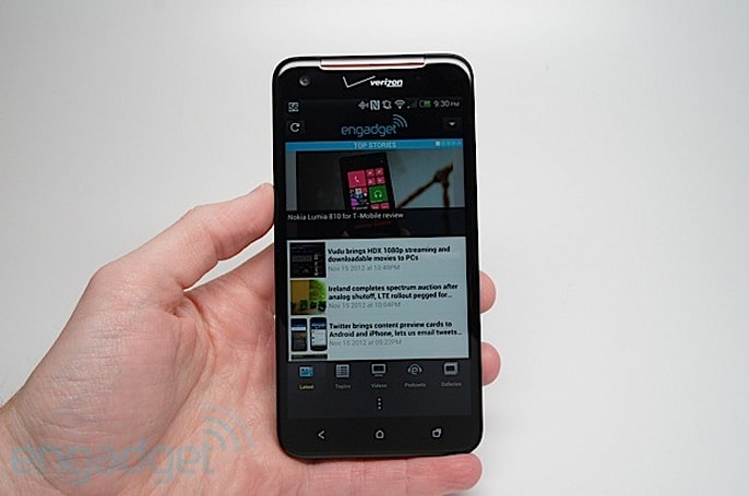 Hack gives HTC Droid DNA the bootloader unlock that Verizon took away