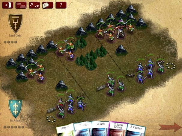 """App Review: Viking Lords is good fun, but could be """"borrowing"""" too much"""