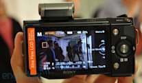 Sony NEX-5 and NEX-3 can shoot 3D panoramas with new firmware