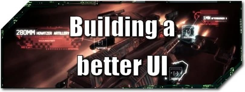 EVE Evolved: Building a better UI