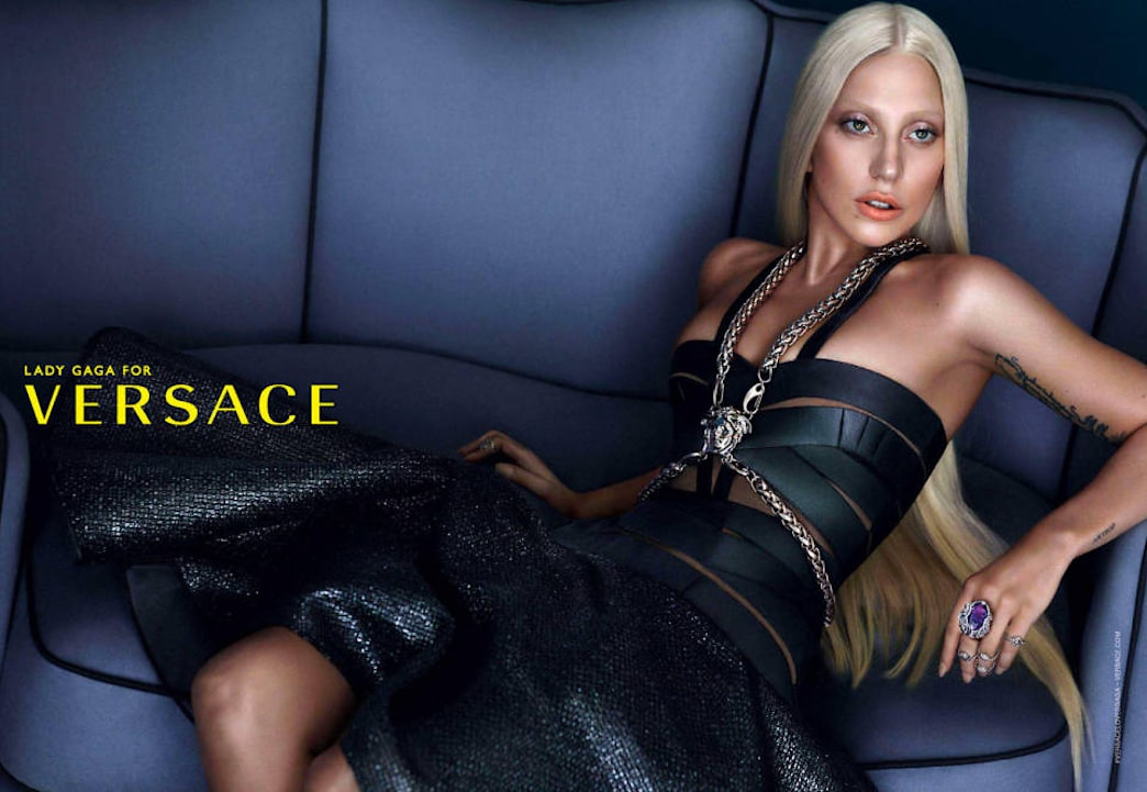 Top 9 at 9: Lady Gaga's unretouched Versace ad leaks and more style news