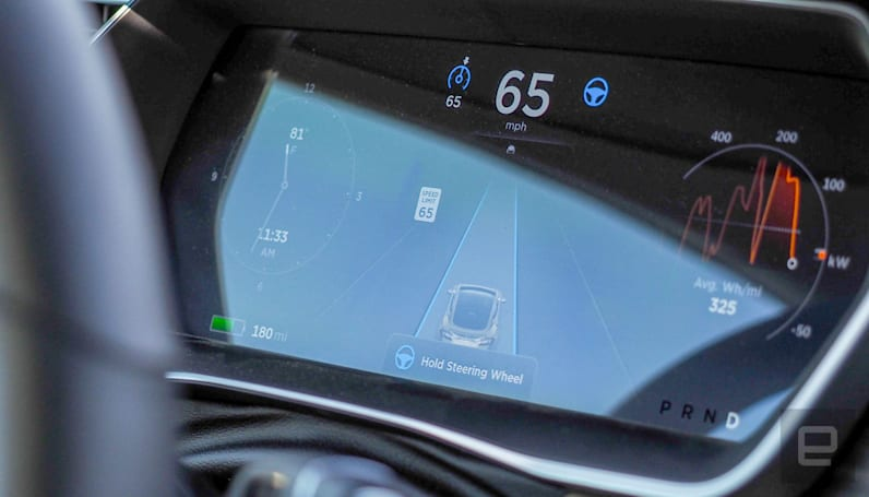 Tesla gives owners free trial of its self-driving future