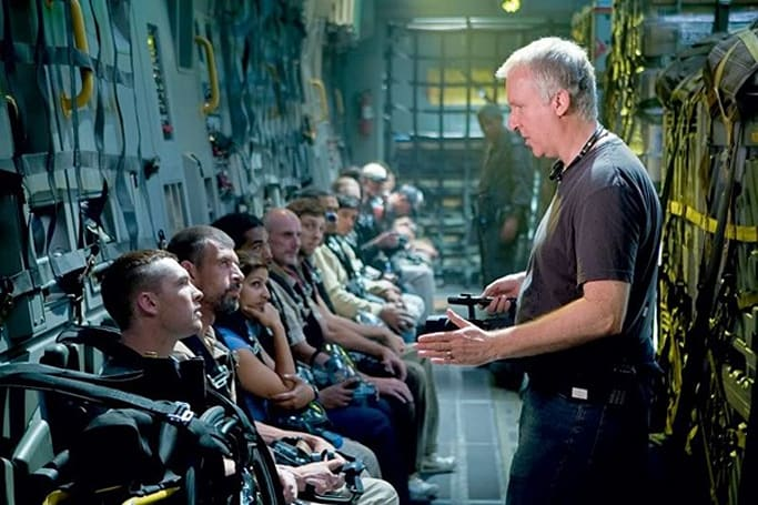 James Cameron picks up 50 RED EPIC-Ms, high-fives Peter Jackson