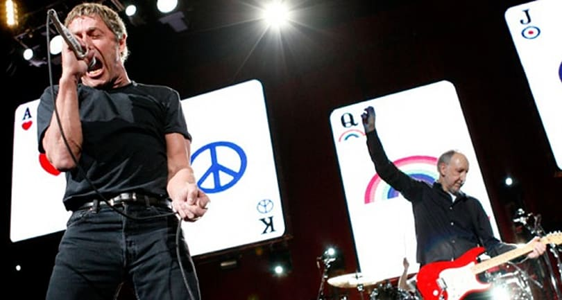 Play The Who's Super Bowl halftime performance in Rock Band [update]