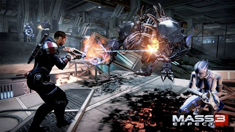 Mass Effect 3 adds 'Groundside Weapons' pack DLC