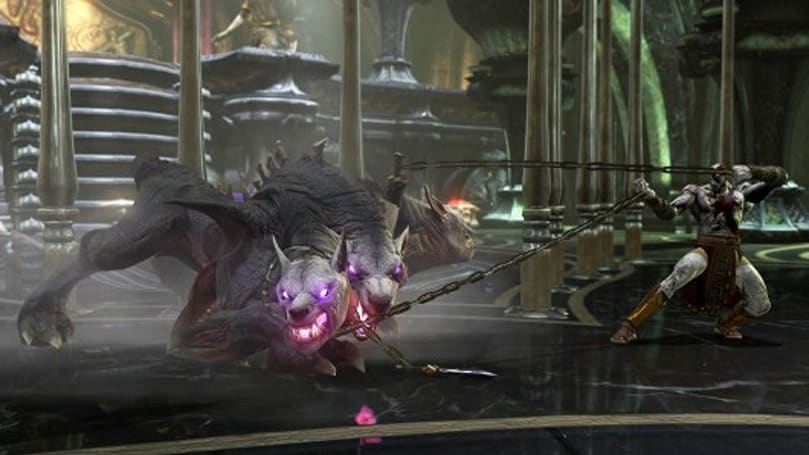God of War: Ascension's tough 'Trial of Archimedes' to be patched
