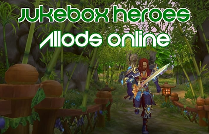 Jukebox Heroes: Allods Online's soundtrack