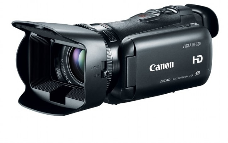 Canon's latest VIXIA camcorders stream and share with your mobile device