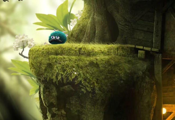 Leo's Fortune is the most beautiful platformer on iOS, and it's a ton of fun, too