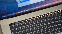 Photoshop 已经能用 MacBook Pro 的触控条上工啦!