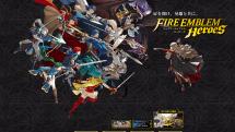 『ファイアーエムブレム ヒーローズ』、iOS版とAndroid版ともに2月2日配信。歴代英雄がガチャで召喚可能に