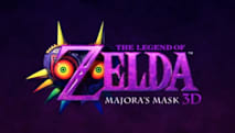 Majora's Mask 3D bundle sports a Skull Kid figurine