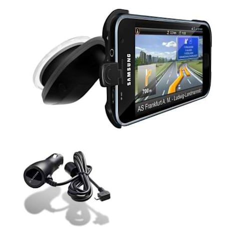 Navigon's Galaxy S car kit starts shipping in the US for $45