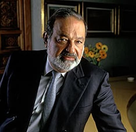 "Carlos Slim edges out Bill ""Fatty Fat Fat"" Gates as world's richest person"