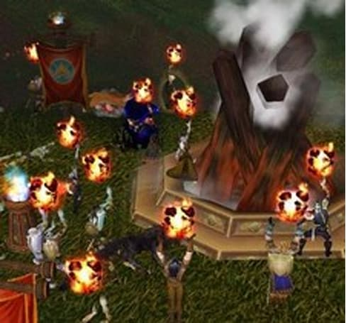 Breakfast Topic: How are you spending the last few days of the Midsummer Fire Festival?