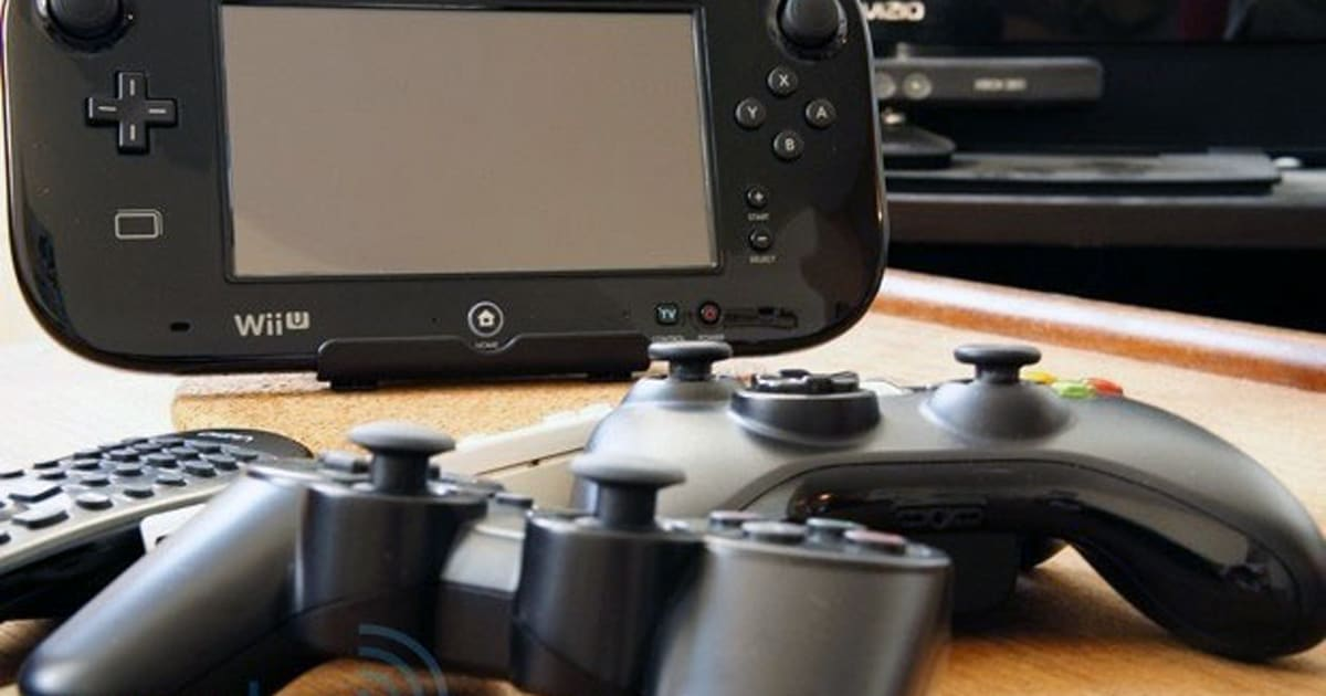 Nintendo 39 s wii u tablet controller and the death of your for Nintendo wii u tablet