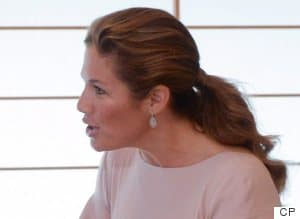 Sophie Grégoire Trudeau Is Pretty In Pink On Day 2 Of Japan Visit