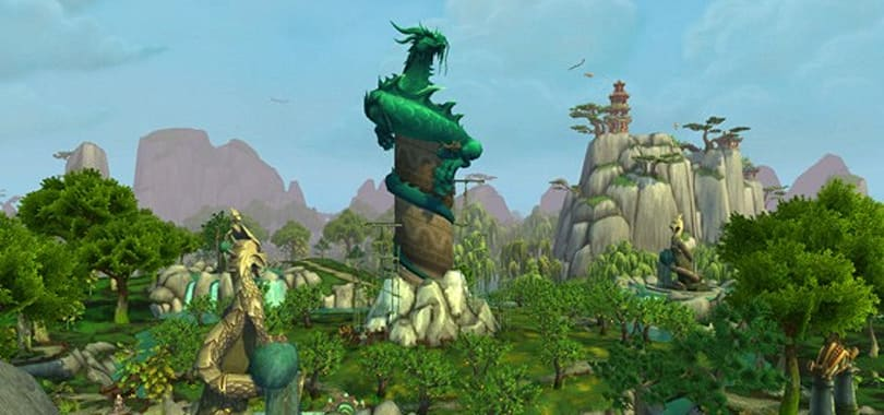 The Mists of Pandaria that never was