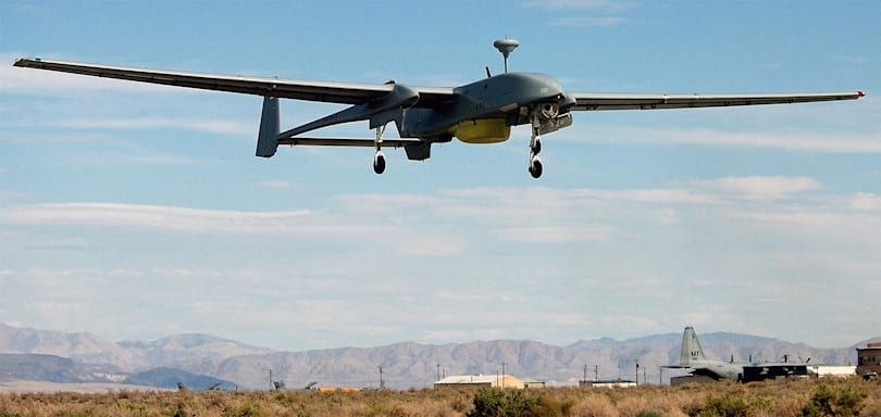 US, UK intelligence agencies cracked Israeli drone data