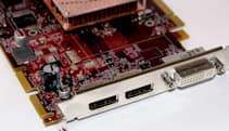 First! AMD's Radeon HD 3000 graphics cards now DisplayPort certified