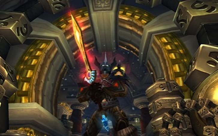 The Care and Feeding of Warriors: Weapons from Ulduar