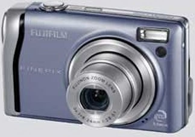 FujiFilm's FinePix F45fd: an F40fd in Argos clothing