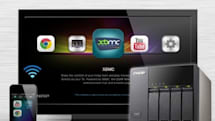 QNAP adds NAS lines with XBMC support, skips the home theater middleman