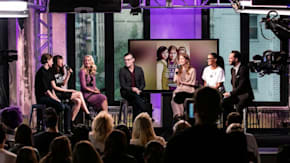 """The Cast Of """"Good Girls Revolt"""" On The Complicated Male Roles In The Show"""