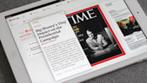 Blendle's pay-per-article service is available on mobile devices
