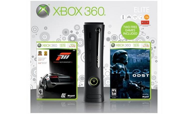 Amazon's Forza 3 and ODST 360 Elite bundle now available at GameStop