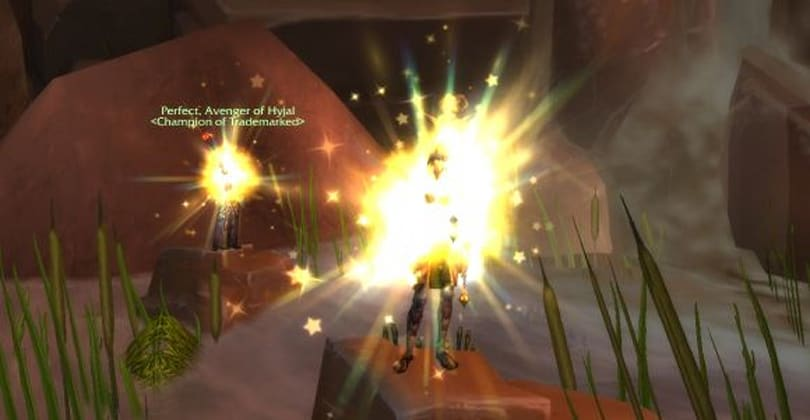 The Light and How to Swing It: Nerfing Holy Radiance to the ground