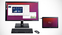 Ubuntu's first tablet doubles as a desktop, goes on sale in Q2