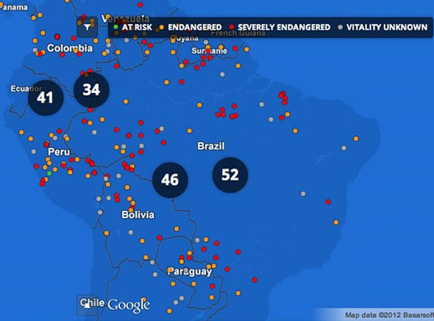 Google launches Endangered Languages website to save 3,000 at-risk tongues
