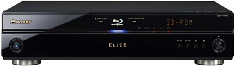Pioneer Elite BDP-94HD Blu-ray player gets reviewed