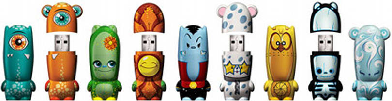 Mimoco releases a whole new batch of adorable flash drives