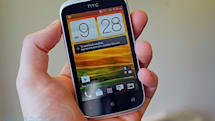 HTC Desire C hands-on (video)